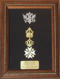 Точная копия Ордена Святого Иоанна Иерусалимского (Мальтийский Орден)