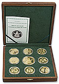 Набор медалей